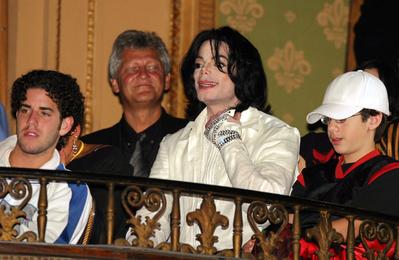 Happy Birthday, Michael