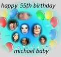 Happy birthday my baby boy.I love you soooooo much FOREVER!!! - michael-jackson photo
