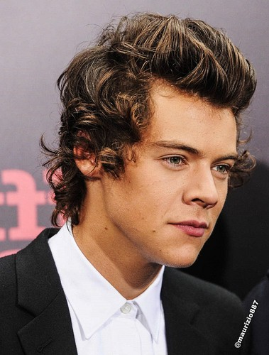 One Direction wallpaper containing a business suit titled Harry Styles 2013