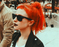 Hayley's hair in 2013 *so far* - hayley-williams-hair photo