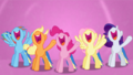 Helping Twilight Win The Crown:Pony Style