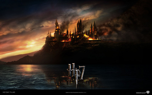 Harry Potter wallpaper probably with a refinery, an oil refinery, and a business district entitled Hp