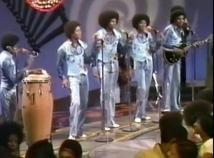 "Jackson 5 On ""Soul Train"""