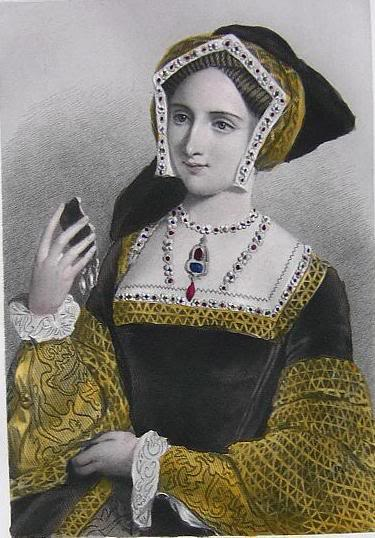 The Six Wives of Henry VIII Jane Seymour  3rd Queen of Henry VIIIQueen Jane Seymour