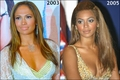 Jennifer Lopez 2003 vs Beyonce 2005 - jennifer-lopez fan art