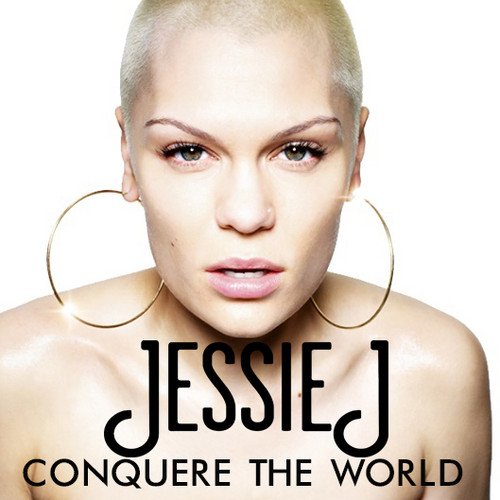 Jessie J वॉलपेपर possibly with a portrait called Jessie J - Conquer The World