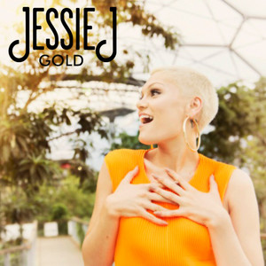 Jessie J - goud
