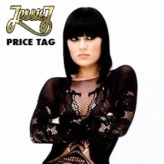 Jessie J karatasi la kupamba ukuta containing a hip boot and a legging called Jessie J - Price Tag