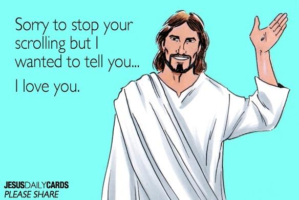 Yesus Loves anda