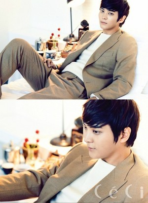 Joo Won - 'CeCi'