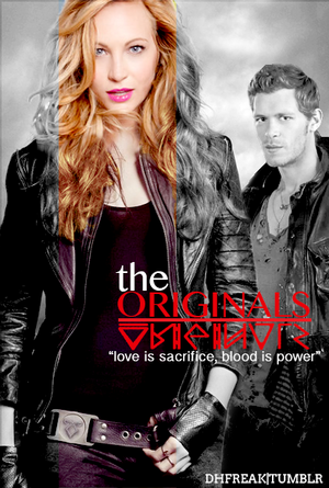 TVD KLAROLINE + THE ORIGINALS0