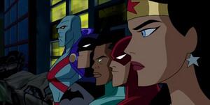 Justice League: TAS