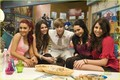 Justin Bieber On The Set Of Victorious!