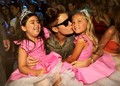 Justin Bieber and Sophia Grace and Rosie - ellen-degeneres photo