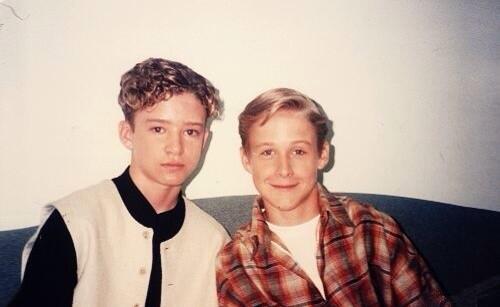 Justin Timberlake & Ryan
