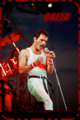 KING OF QUEEN - freddie-mercury fan art