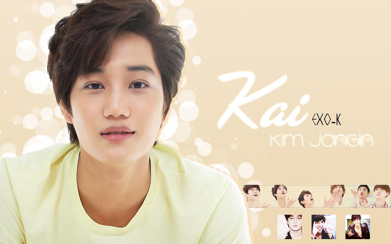 Kai♥♦♣♠ - EXO Wallpaper (35428003) - Fanpop