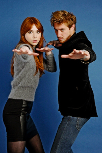 Karen and Arthur