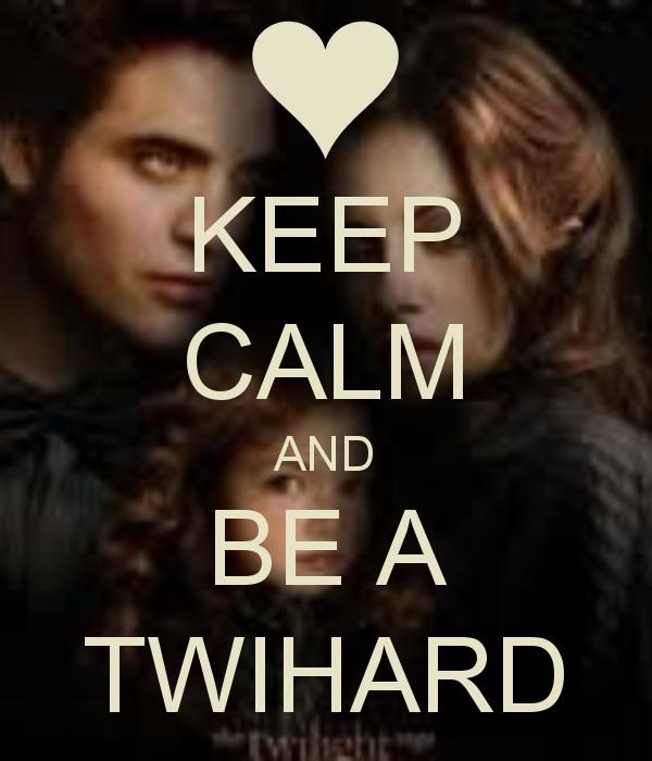 Keep calm and amor Twilight