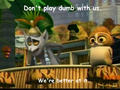 King Julien and Mort's Expertise.