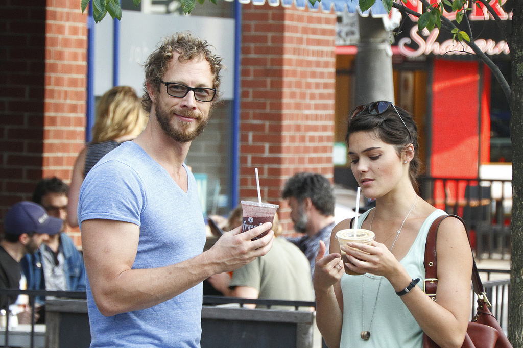 Lost Girl Images Kris Holden Ried Hd Wallpaper And