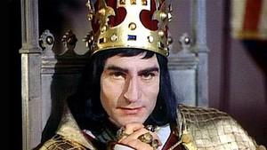 Lawrence Olivier as Richard III