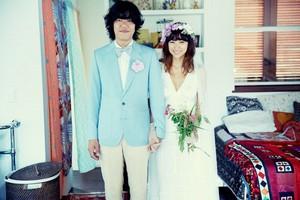 Lee Hyori and Lee Sang Soon Wedding