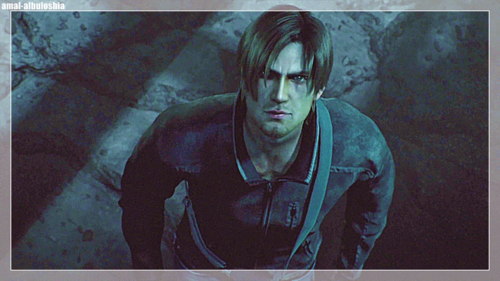 Leon Kennedy wallpaper called Leon  Kennedy*_*Resident Evil Damnation