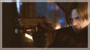 Leon Kennedy*_*Resident Evil Damnation