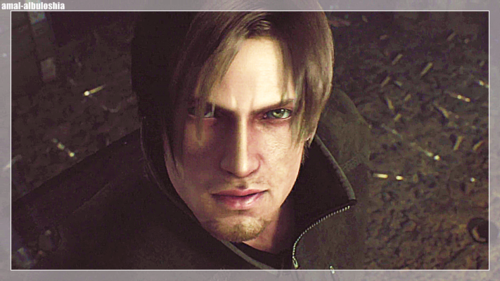 Leon Kennedy 바탕화면 possibly with a portrait titled Leon Kennedy*_*Resident Evil Damnation