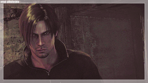 Leon Kennedy 바탕화면 probably with 아니메 and a portrait called Leon Kennedy*_*Resident Evil Damnation