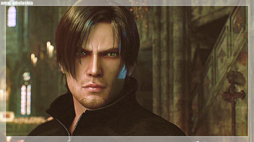 Leon Kennedy 바탕화면 possibly containing a portrait called Leon Kennedy*_*Resident Evil Damnation