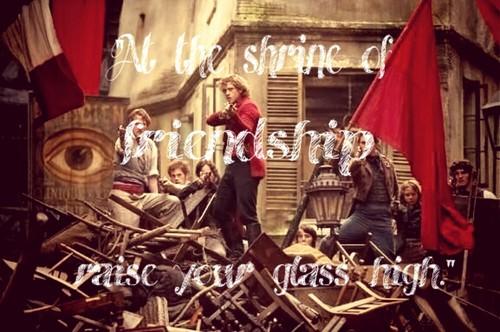 Les Miserables wolpeyper entitled Les Misérables 2012