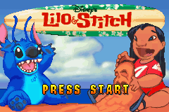 Lilo And Stitch Video Game