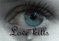Love kills - depression photo