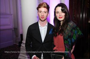 Luke Newberry &  Emily Bevan