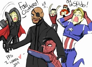MARVEL SUPERHEROS RULE!!