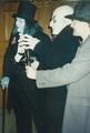 MICHAEL AS NOSFERATU 1995 - michael-jackson photo