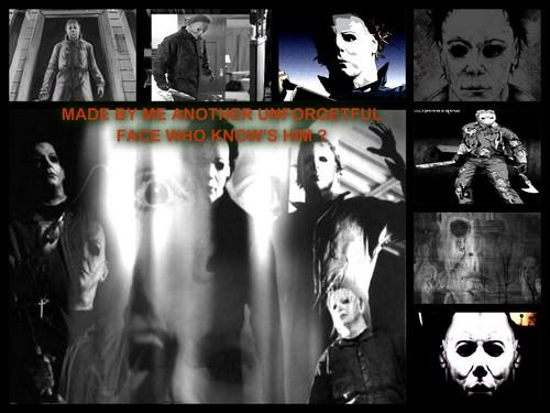 Horror legends wallpaper called MICHEAL.