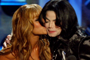 MJ and Beyoncé