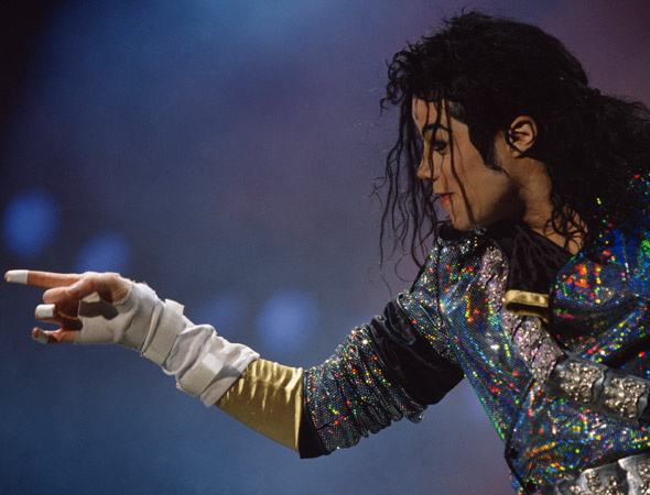 MJ pointing