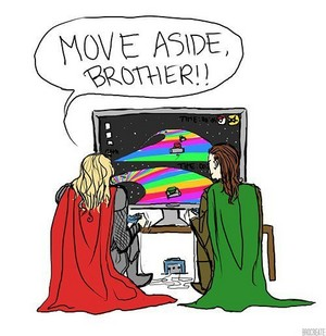 mover ASIDE BROTHER! :|