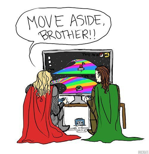 MOVE ASIDE BROTHER! :|