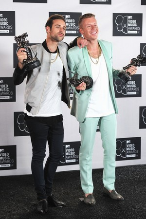 Macklemore and Ryan Lewis - VMA's 2013