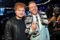 Macklemore with Ed Sheeran - VMA's 2013 - macklemore photo