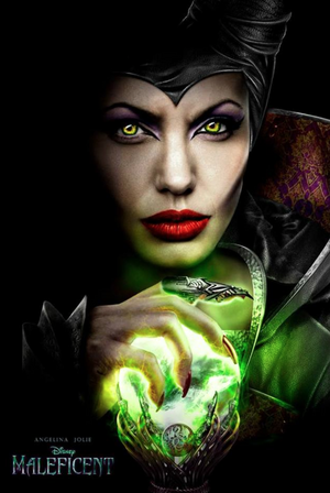 Maleficent fan Made Poster
