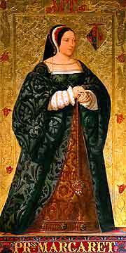 Kings and Queens wallpaper titled Margaret Tudor, Queen of Scotland