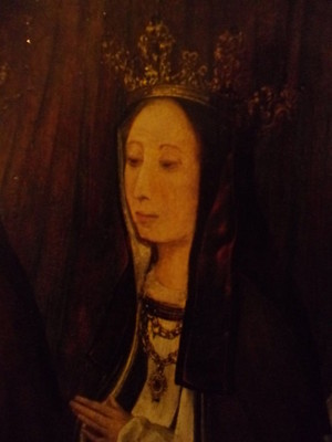 Margaret Tudor, reyna of Scotland