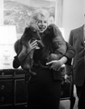Marilyn loved animales