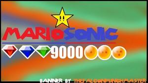 MarioSonic9000 Banner